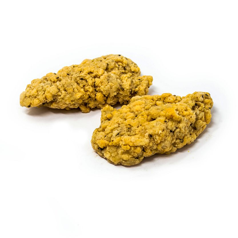 Southern Fried Chicken Breast Goujon Image
